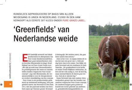 Green fields - van Nederlandse weide 29-09-2009