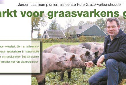 Nieuwe Oogst - Markt voor graasvarkens groeit 12-2012