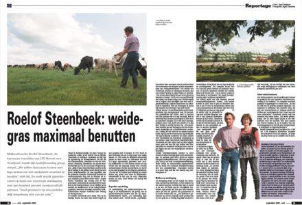 Reportage - Steenbeek in kampen 09-09-2009