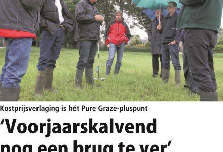 Melkveemagazine - Kostprijsverlaging is hét Pure Graze-pluspunt 06-2012