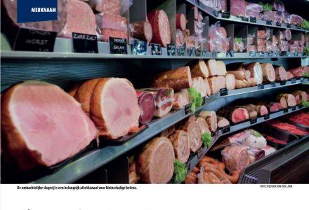 Vleesmagazine - Eigen afzetkanalen vooral kleinschalig 06-2010