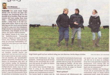 Koeien met Saladebuffet 11-2013