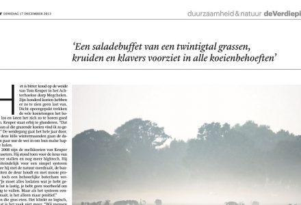 Trouw - Saladebuffet 12-2013